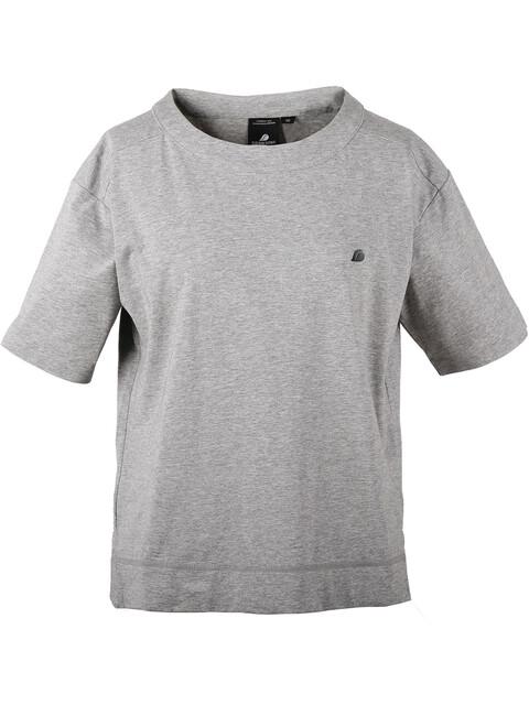 Didriksons 1913 Hermine - T-shirt manches courtes Femme - gris